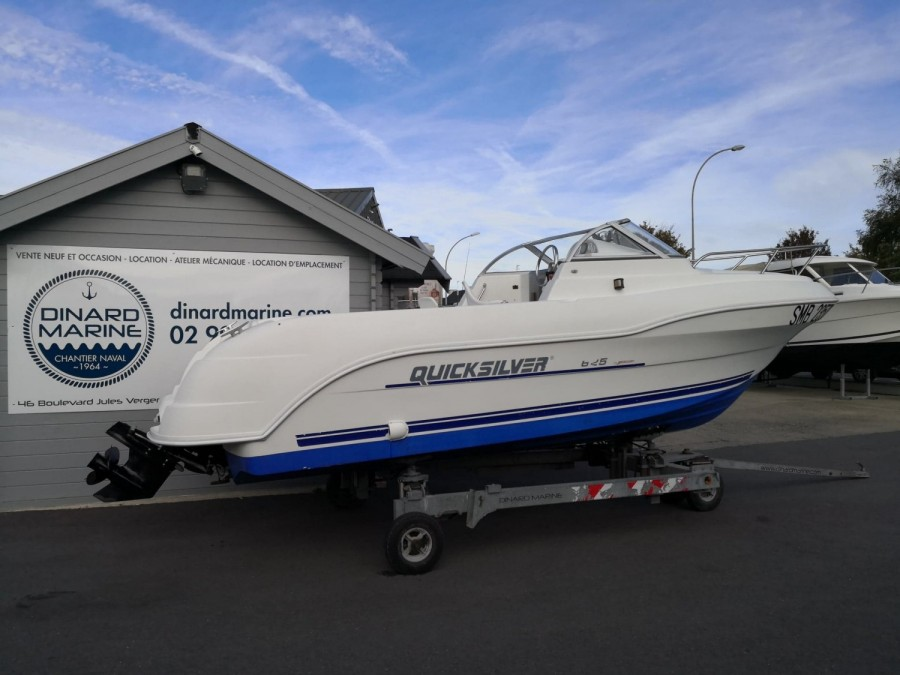 Quicksilver 625 Cruiser à vendre par