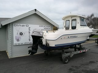 Quicksilver 500 Pilothouse à vendre par