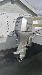 Beneteau antares 620 fishing