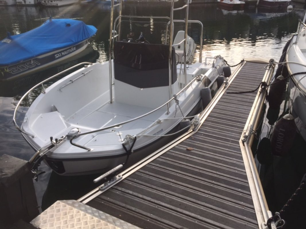 Beneteau Flyer 5.5 SPACEdeck Occasion