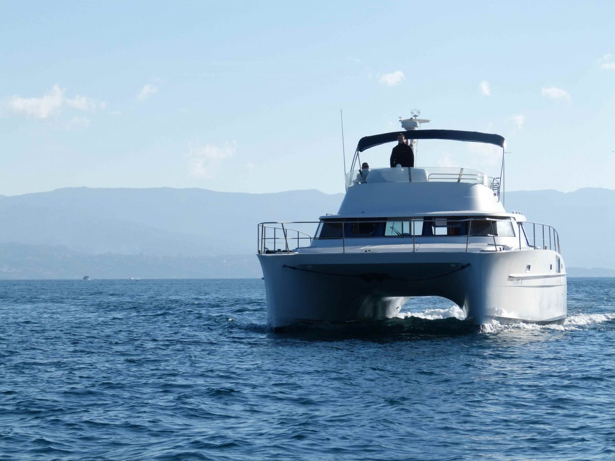 Fountaine Pajot Cumberland 44 Occasion