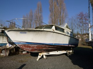 achat  Chris Craft Commander 25 BOAT PARADISE