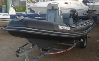 Bombard Explorer 500 Open � vendre - Photo 1