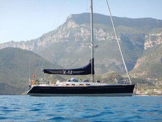 achat voilier X-Yachts X-43