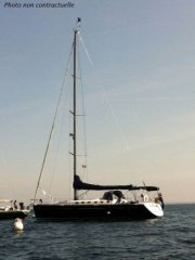 achat voilier Beneteau First 47.7