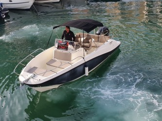 Quicksilver Activ 675 Open � vendre - Photo 2