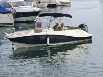Quicksilver Activ 675 Open � vendre - Photo 4