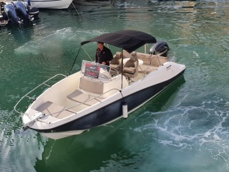 Quicksilver Activ 675 Open � vendre - Photo 7