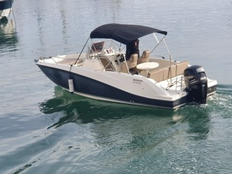 Quicksilver Activ 675 Open � vendre - Photo 8