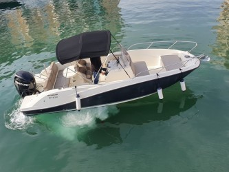 Quicksilver Activ 675 Open � vendre - Photo 30