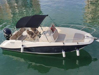 Quicksilver Activ 675 Open � vendre - Photo 5