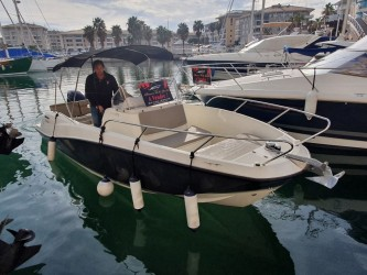 Quicksilver Activ 675 Open � vendre - Photo 33