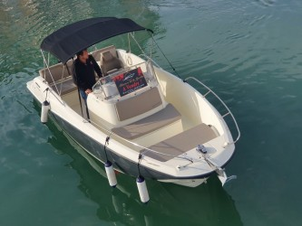 Quicksilver Activ 675 Open � vendre - Photo 36