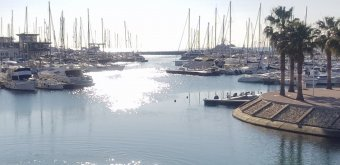 Ponton fixe d'amarrage PLACE DE PORT 12 x 4 Port Frejus � vendre - Photo 2