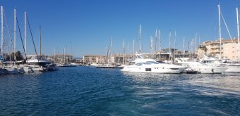 Ponton fixe d'amarrage PLACE DE PORT 12 x 4 Port Frejus � vendre - Photo 3