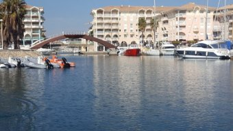PLACE DE PORT 19  x 4.85  PORT FREJUS 31/12/2025