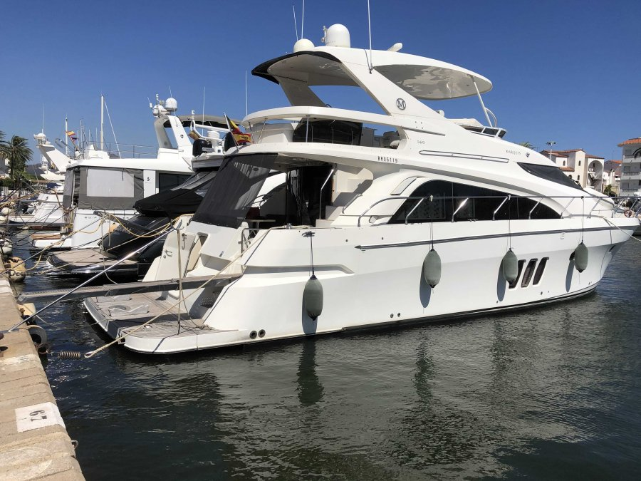 annonce bateau Marquis Yachts Marquis Yachts 560