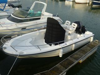 Boston Whaler 190 Outrage occasion