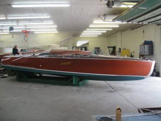 Hacker Craft Runabout 26 Occasion