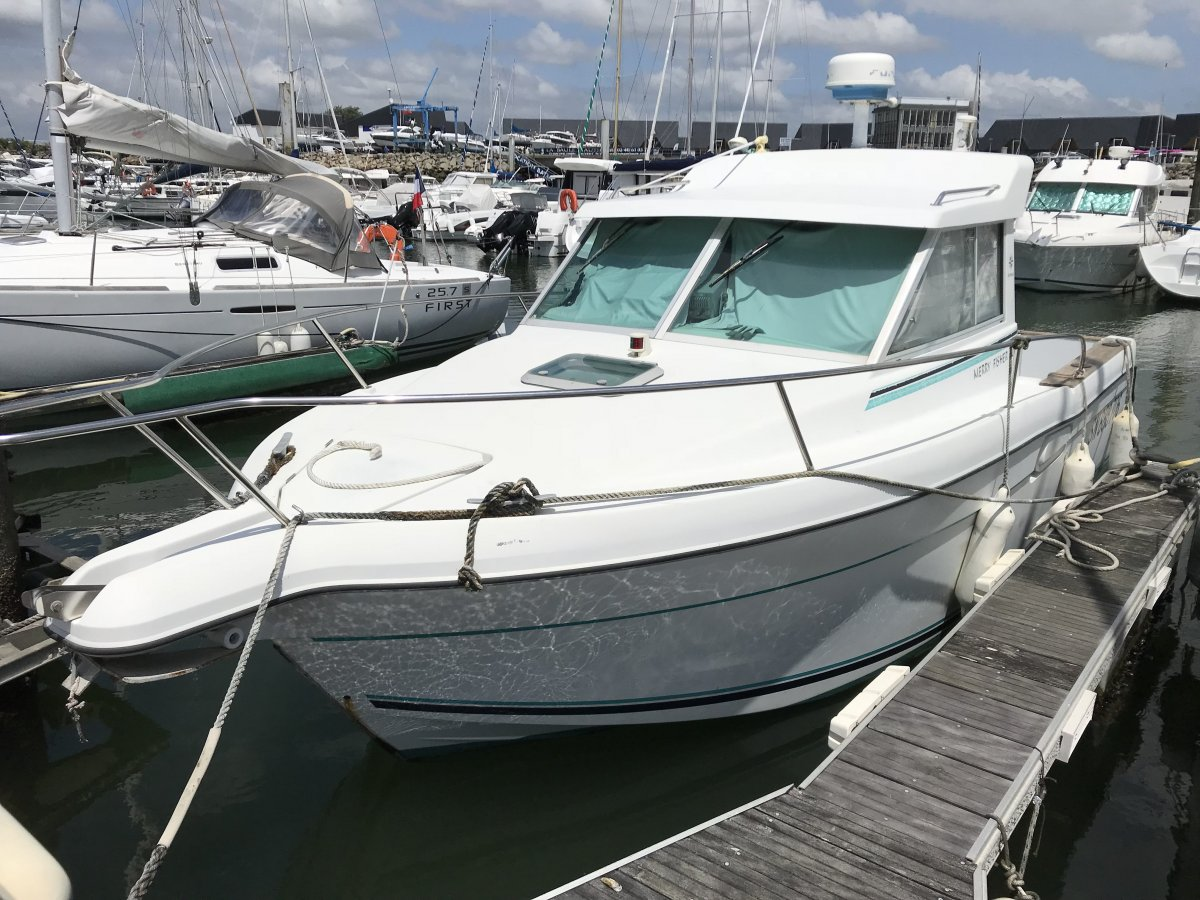 Jeanneau Merry Fisher 700 occasion