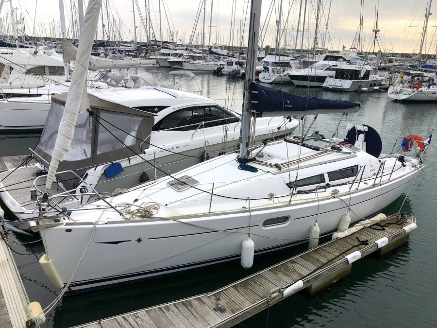 Jeanneau Sun Odyssey 36 i Performance tweedehands