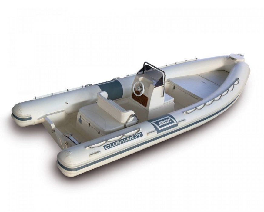 Joker Boat Clubman 21 new