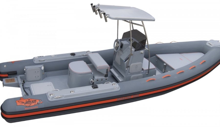 Joker Boat Coaster 650 Barracuda neu