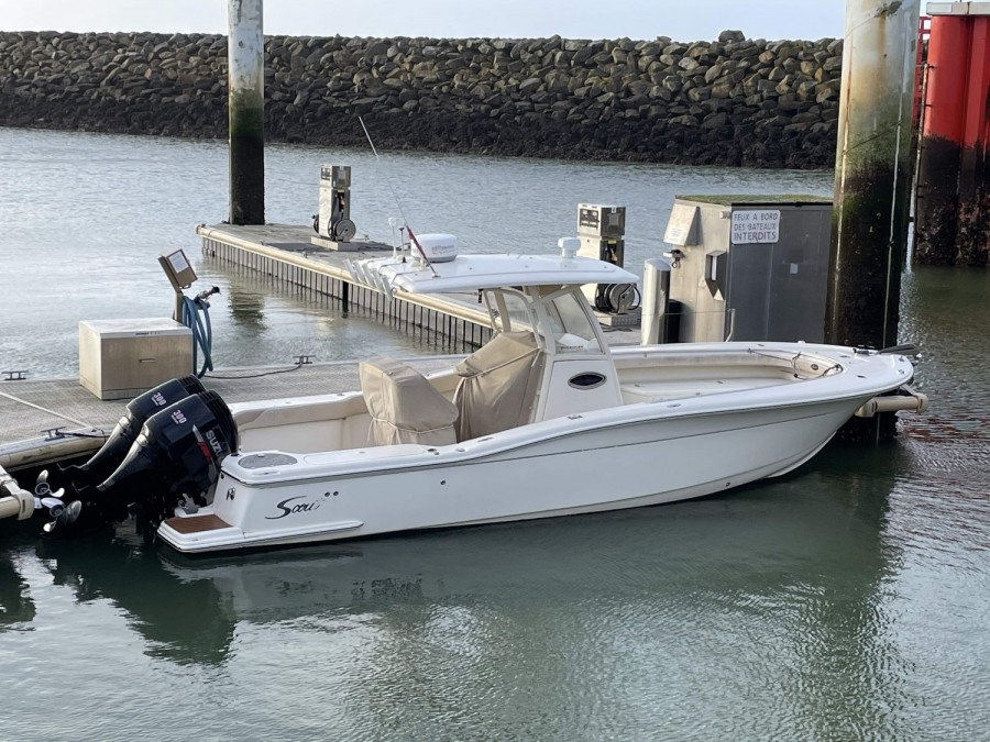 Scout Boat 282 Sport Fish occasion