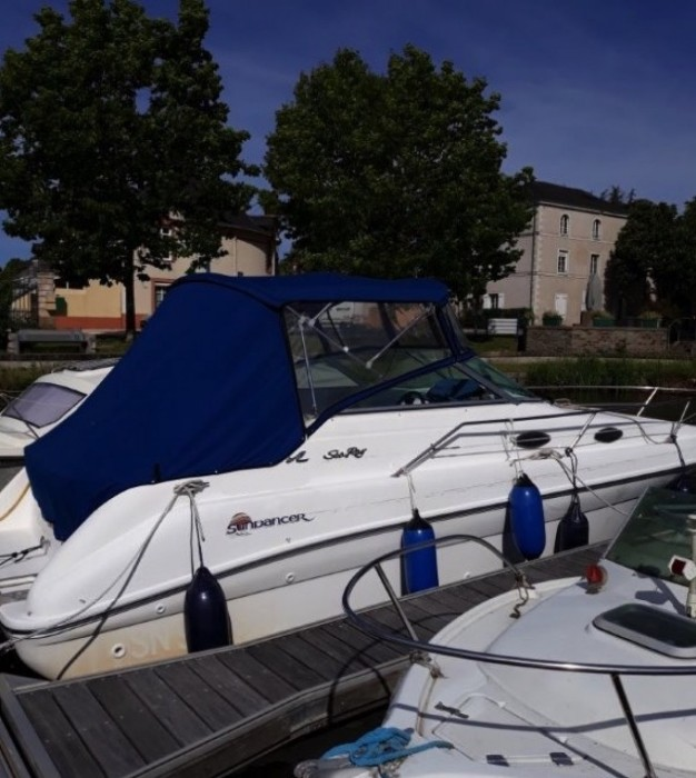 Sea Ray 240 Sundancer used
