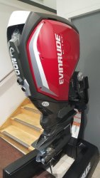 Evinrude C200FXAA � vendre - Photo 1