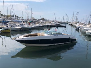 Chaparral 260 SSi alquiler