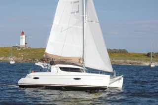 Fountaine Pajot Lipari 41 Occasion