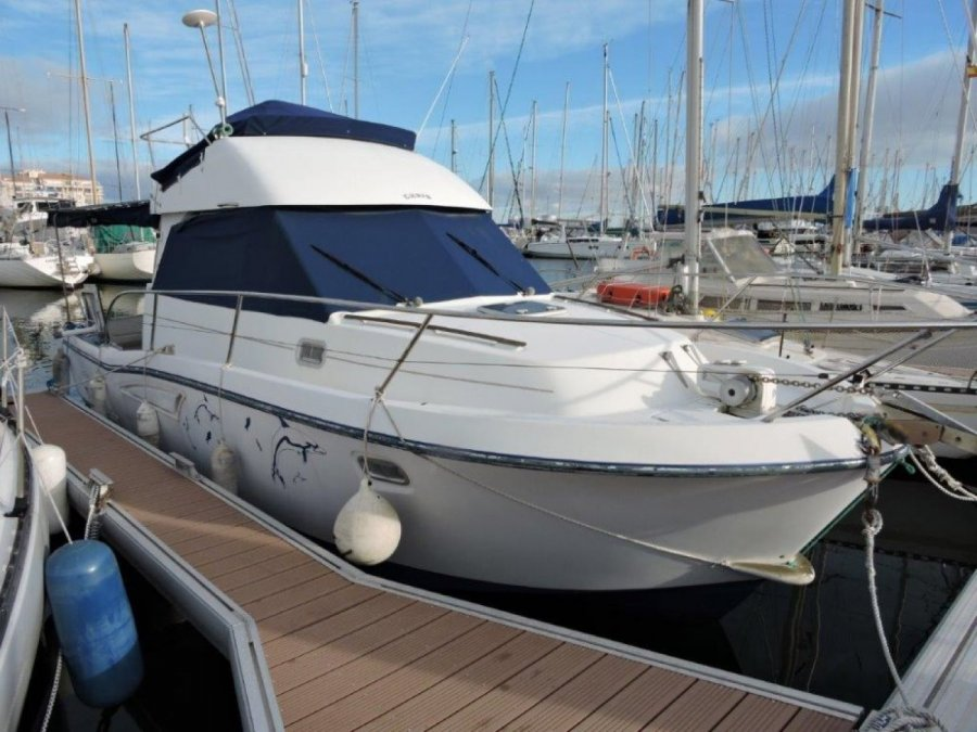 annonce bateau Beneteau Antares Serie 9 Fly