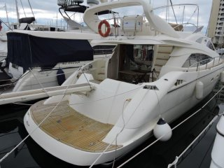 achat  Aicon Aicon 56 Fly GRALL YACHTING