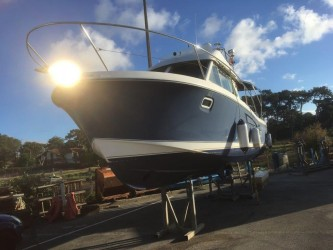bateau occasion Beneteau Antares Serie 9 GRALL YACHTING