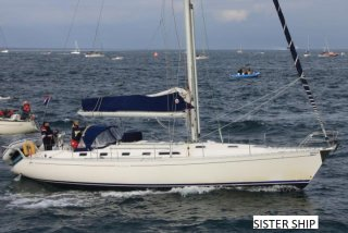 achat  Dufour Dufour 45 Classic GRALL YACHTING