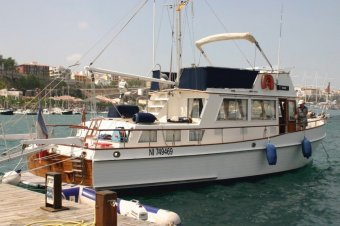 bateau occasion Grand Banks Grand Banks 42 Classic GRALL YACHTING