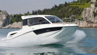 achat bateau Quicksilver Quicksilver 755 Week-End