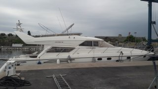 annonce bateau Marine Project Princess 58 Fly