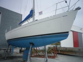 voiliers Beneteau first 41 s5 occasion