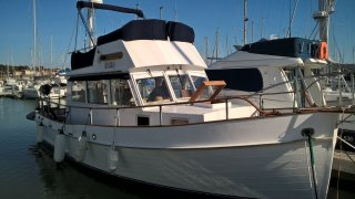 American Marine Grand Banks 32 occasion