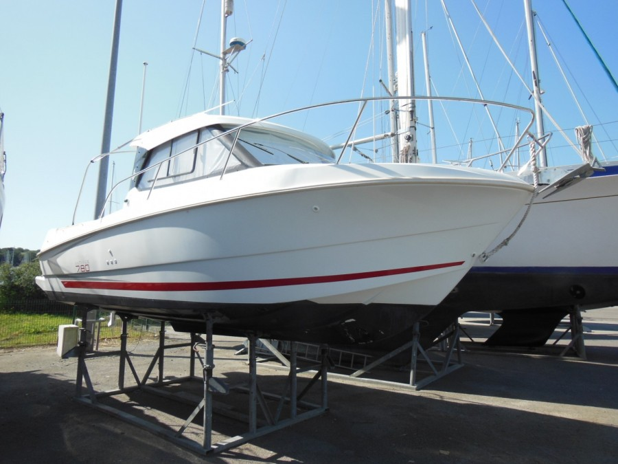 Beneteau Antares 7.80 occasion