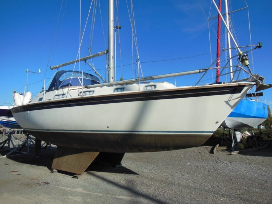 Westerly Seahawk 34 used
