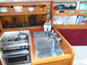 Westerly Seahawk 34 � vendre - Photo 12