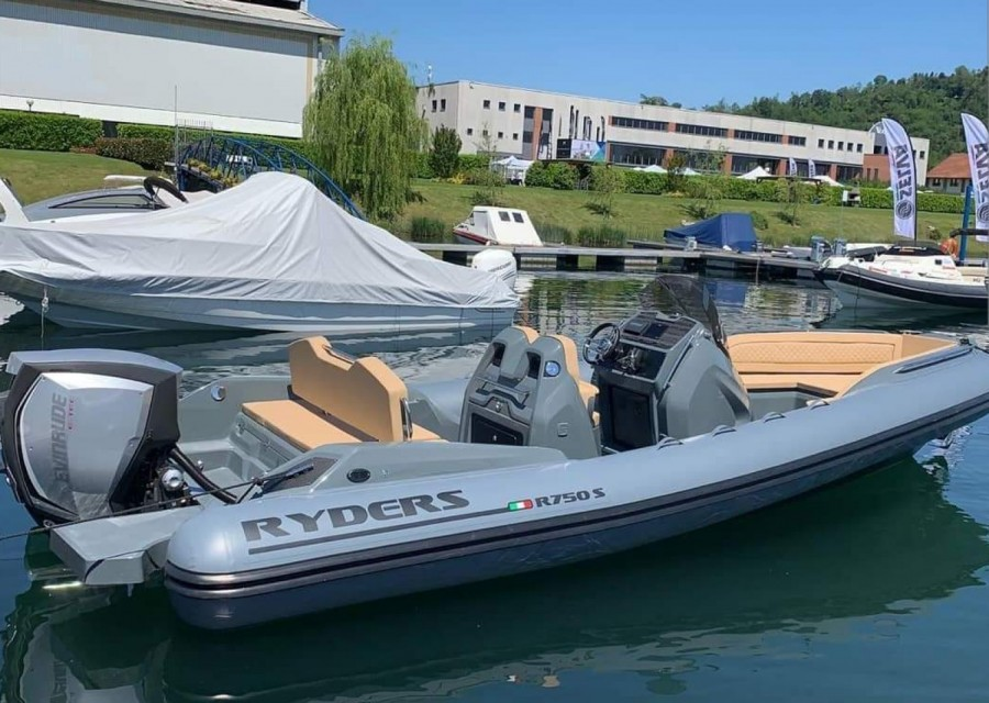 Ryders 750 nuovo
