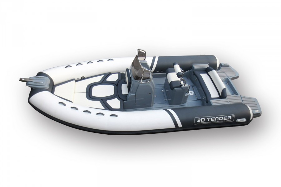 3D Tender Lux 655 nuovo