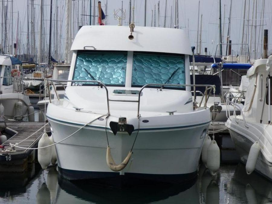 Jeanneau Merry Fisher 805 à vendre par