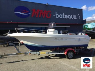 bateau occasion Pacific Craft Pacific Craft 500 Open MMG BATEAUX
