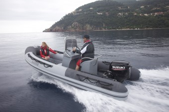 bateau neuf 3D Tender X Pro 535 SUD YACHTING FRONTIGNAN