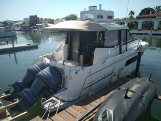 bateau occasion Jeanneau Merry Fisher 855 PASSAGERS DU VENT